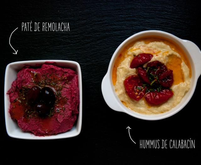 hummus-de-calabacin-pate-remolacha