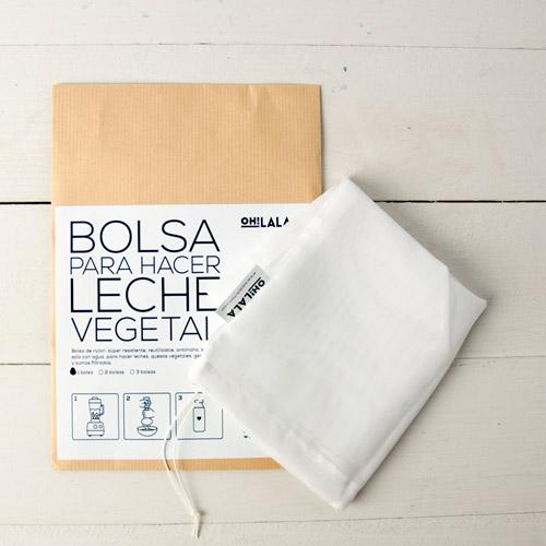 Lalakitchen Bolsa Leche Vegetal