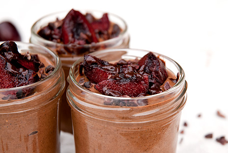 Lalakitchen Chocolate Chia Pudding. 5 ingredientes, 5 minutos