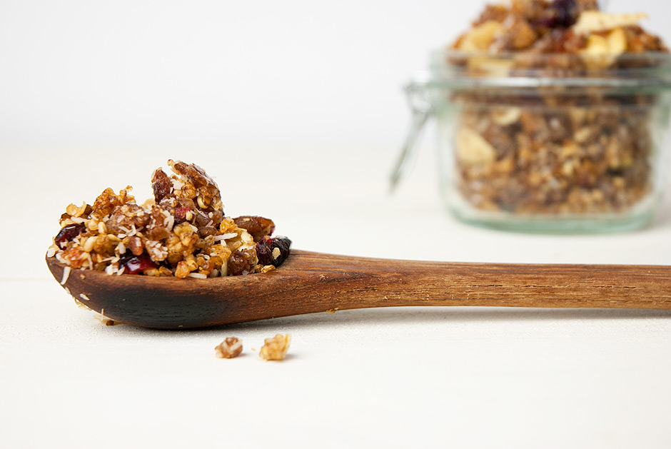 Lalakitchen Muesli Sin Cereales