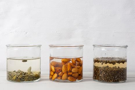 semillas activadas